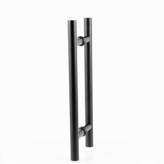 Black Handle for Glass Door