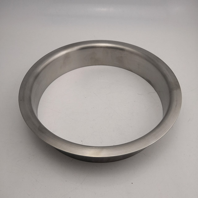 Round Stainless Steel In-Counter Trash Chute trash ring