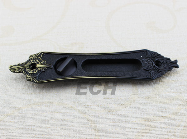 Brass Strip-Type sliding door handle (EBH-001)