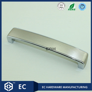 Aluminum Decorate Zinc Alloy Furniture Cabinet Handle Knob (7855)