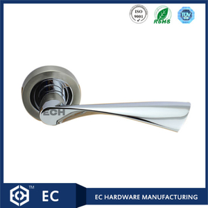 Hotell Zinc Alloy Door Lever Handle (C068)