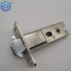 Chrome Zinc Alloy Square Sliding Door Lock