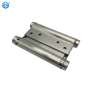 Stainless Steel 201 Adjust Double Action Spring Hinges for Swing Doors
