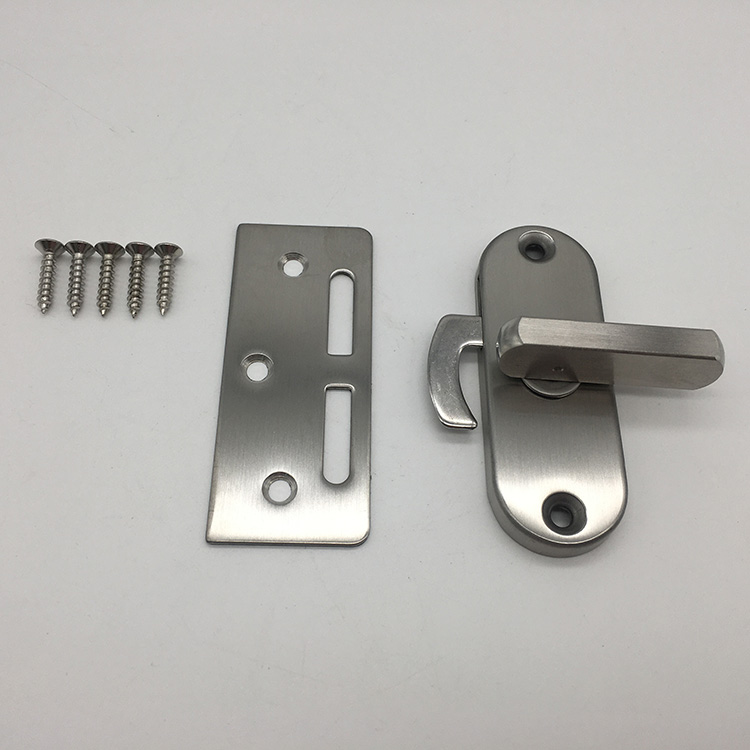 Stainless Steel Sliding Barn Door Privacy Locks And Latches