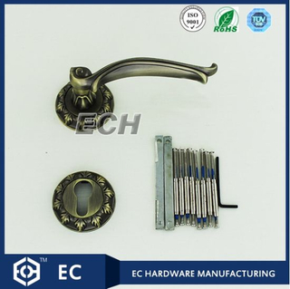 Washroom Antique Zinc Alloy Handle (585104)