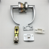SCP New Design Stain Chrome Polish Zinc Alloy Solid Lever Interior Door Locks