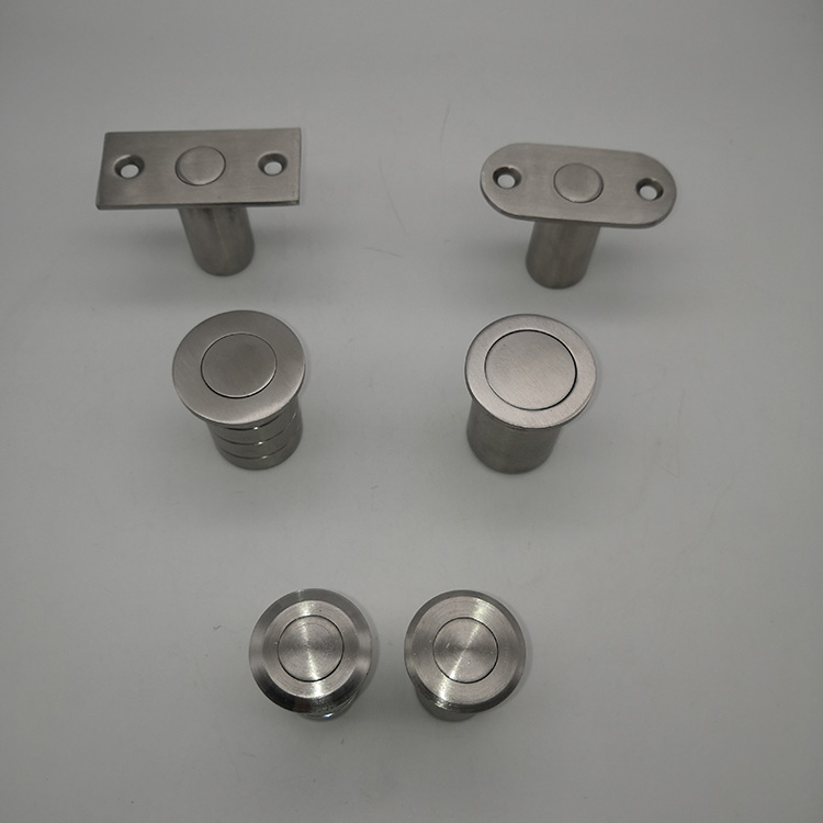 Manufacturer Supply Stainless Steel Dust Proof Strike with Spring with Good Quality