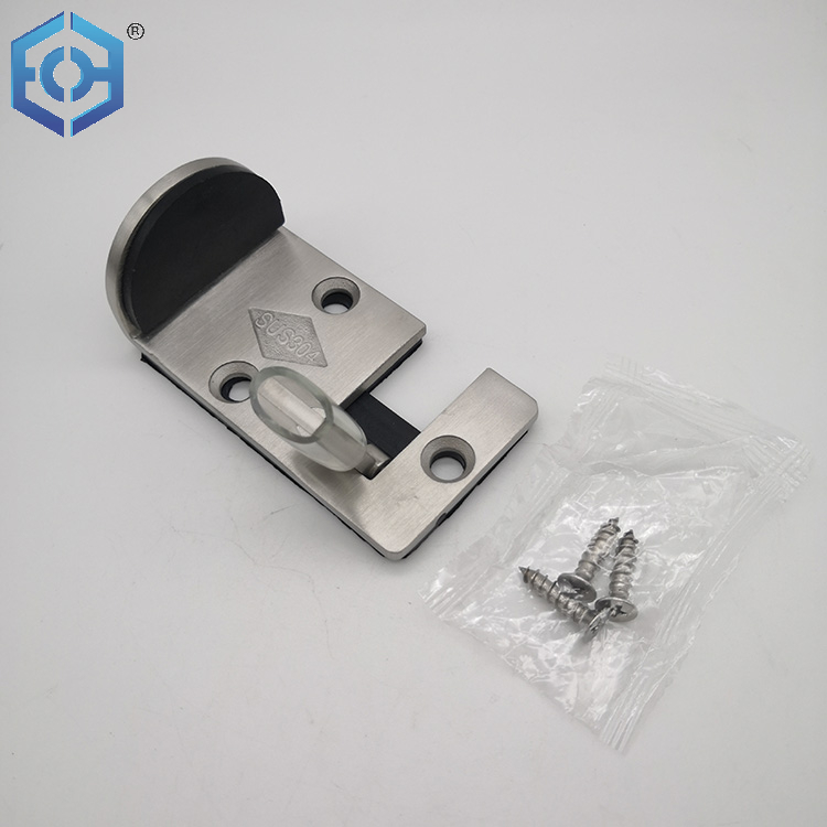 Factory Direct Sale New Design Heavy Duty 304 Solid Stainless Steel Door Stopper