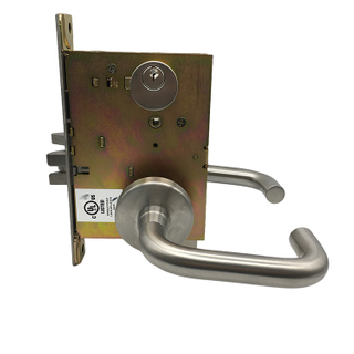 American Style UL Heavy Duty Different Types of Mortise Exterior Door Lock with Remote Control