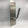 Hands Free Door Handle Stainless Steel Hands Free Arm Pull with Plate Sanitary Door Opener Kit