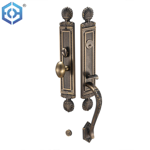 DAC Zinc Alloy Fast Delivery Door Locks Handle Door Security Lock Entry Door Lock