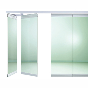 High Quality Glass Partition with Aluminium Frame Soundproof Office Partition