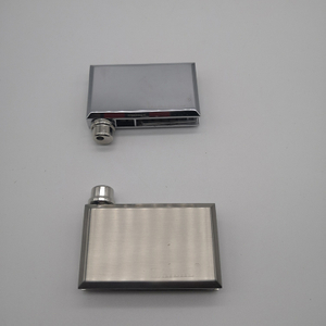 Sn/Cp Zinc Alloy Glass Cabinet Hinge