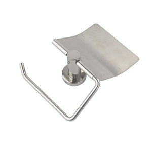 Wall Mounted Stainless Steel Free Standing Recessed Toilet Roll Paper Holder