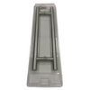 Back To Back Contemporary Stainless Steel Long Wood Glass Door Pull Handle for Front Door