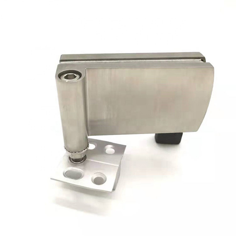 304 Stainless Steel Pivot Hinge for Frameless Glass Door Bottom Pivot Door Hinge