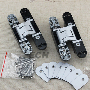Zinc Alloy 3D adjustable Conceal Door Hinge
