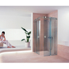 New Glass Sliding Door Hardware Accessories Factory Frameless Shower Door Hardware Bathroom Fittings
