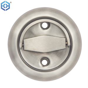 Sliding Door Hardware Stainless Steel Round Internal Door Handles