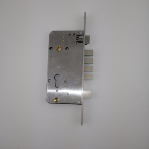 India Lock Stainless Steel SSS Accurate Mortise Lock Lock Body