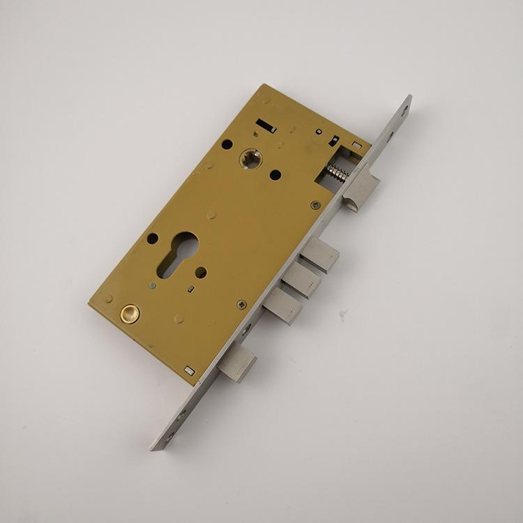 India lock stainless steel yellow baldwin mortise lock