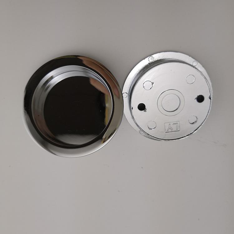 Zinc Alloy Cp Round Can T Lock Sliding Door Lock Buy Can