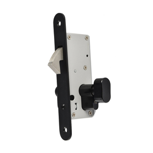 Door Hardware 30mm Stainless Steel Hook Interior Door Sliding Door Mortise Lock
