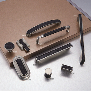 Zinc Alloy Kitchen Cabinet Hardware gold drawer knobs