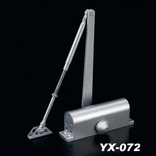 Listed Heavy Duty Size Adjustable Commercial Overhead Door Closer