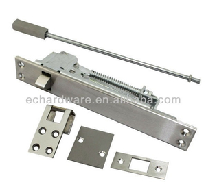 Door Hardware Stainless Steel 304 Constant Latching Flush Bolt Fired Door Bolt