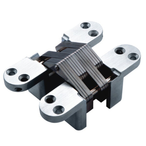 Invisible Hinge Heavy Duty Zinc Alloy 180 Degree Concealed Door