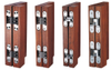 Stainless Steel 304/201 Soft Close Hinges Kitchen Cabinet Conceal Hinge Non Adjustable